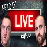 fridayliveat11's podcast podcast