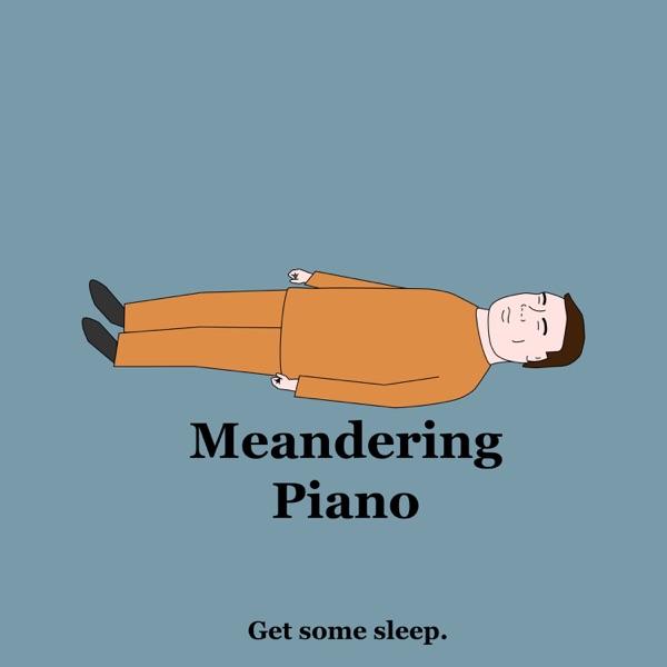 Sleep - Meandering Piano