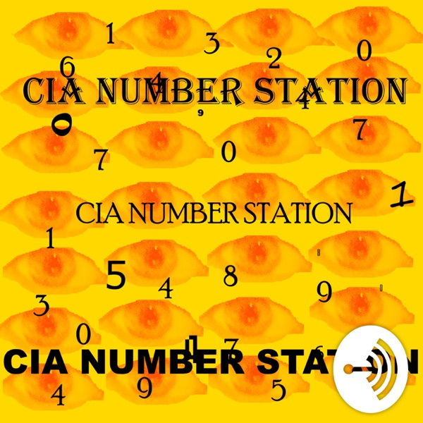 CIA Number Station