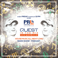 QUEST In The Mix @ Polish Radio London podcast