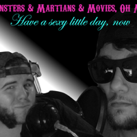 Monsters & Martians & Movies, Oh My! podcast