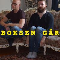 BOKSEN GÅR podcast