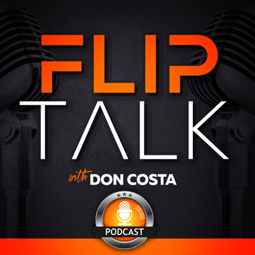 Cover image of The Flip Talk Podcast with Don Costa
