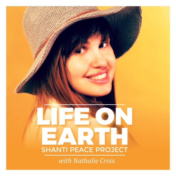 Life On Earth Podcast banner backdrop