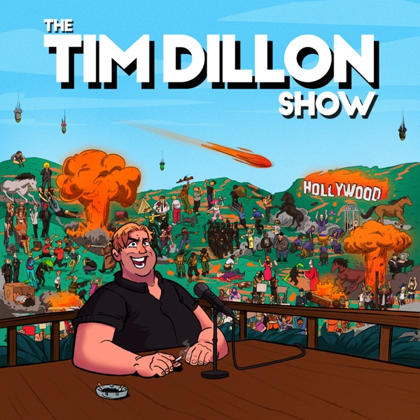 The Tim Dillon Show banner image