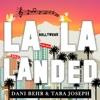 LA LA LANDED artwork