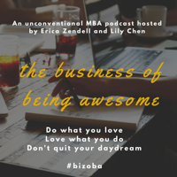 Business of Being Awesome podcast