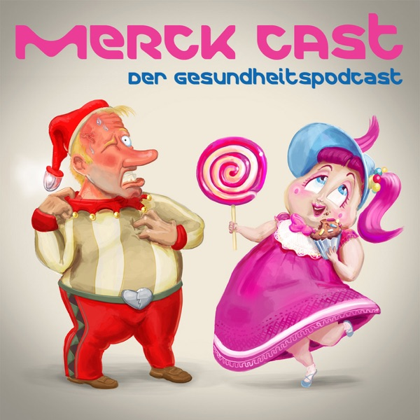 Merck Cast - der Gesundheitspodcast mit Herzkasperl und Zuckerpuppe
