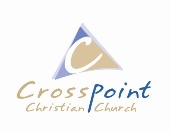 Crosspoint Christian Church Weekly Podcast
