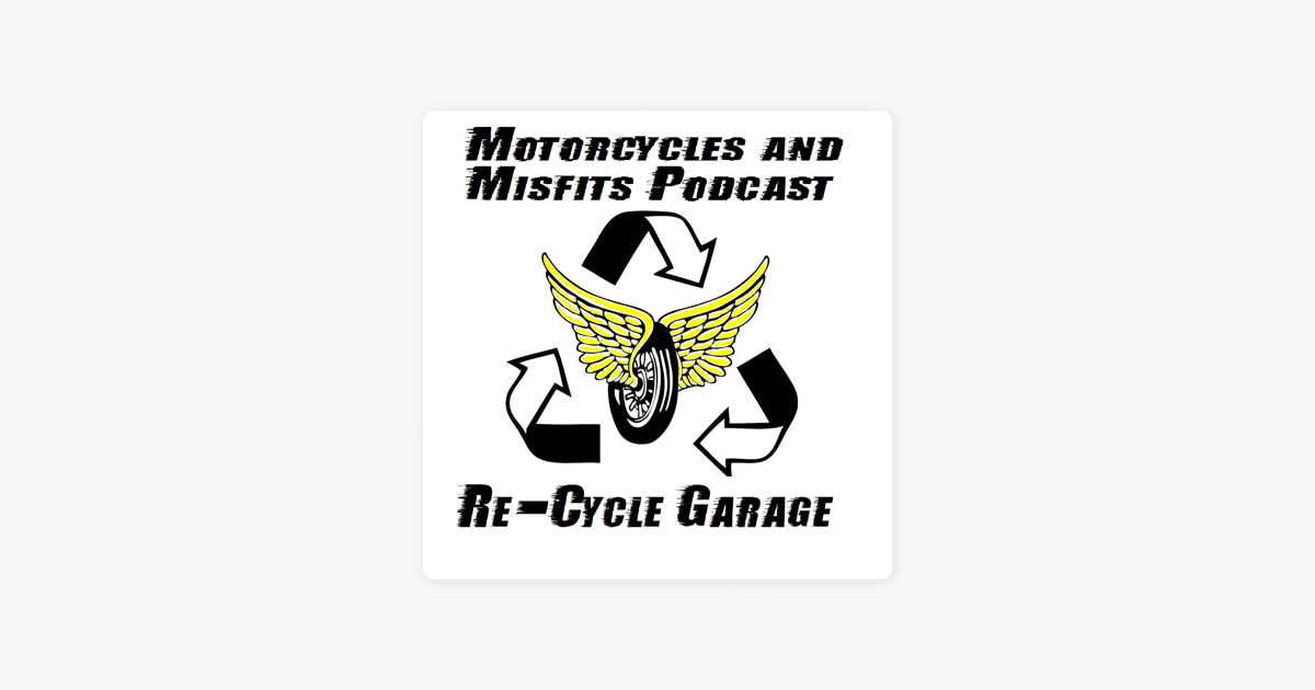 Motorcycles & Misfits on Apple Podcasts