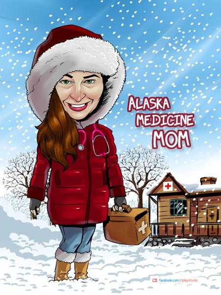 Alaska Medicine Mom