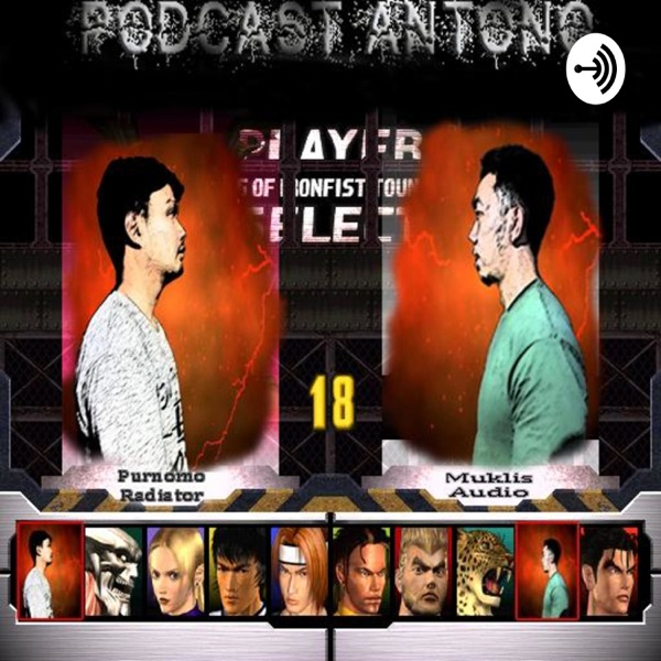 PODCAST ANTONO