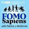FOMO Sapiens with Patrick J. McGinnis artwork