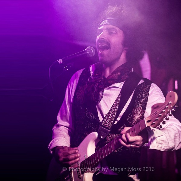 Being Jimi: Stories from a Jimi Hendrix Tribute Performer