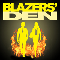 Blazers' Den podcast