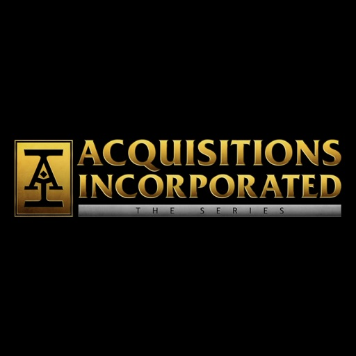 Cover image of Acquisitions Incorporated: The Series