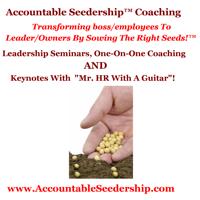 Accountable Seedership™ Coaching podcast