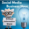 Social Media Business Hour with Nile Nickel artwork
