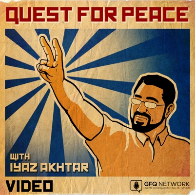 Quest For Peace Ep. 25 – Interview with Dan Ackerman