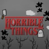 Horrible Things artwork