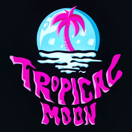 Cover image of Tropical Moon