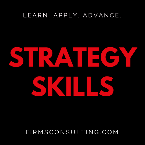 Cover image of The Strategy Skills Podcast: Management Consulting | Strategy, Operations & Implementation | Critical Thinking