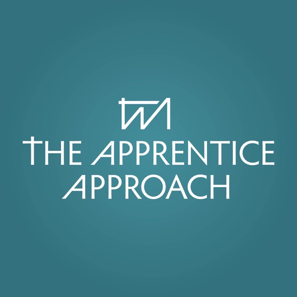 The Apprentice Approach Podcast banner backdrop