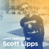 Lipps Service with Scott Lipps artwork