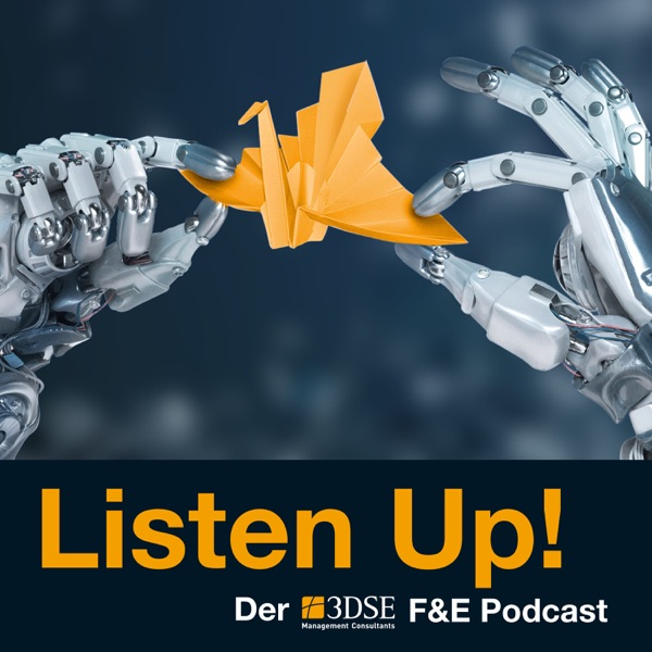 Listen Up! Der 3DSE F&E Podcast