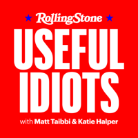 Podcast cover art for Useful Idiots with Matt Taibbi and Katie Halper