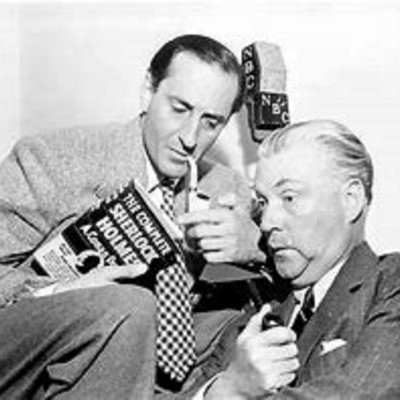 Sherlock Holmes -Rathbone & Bruce:Entertainment Radio