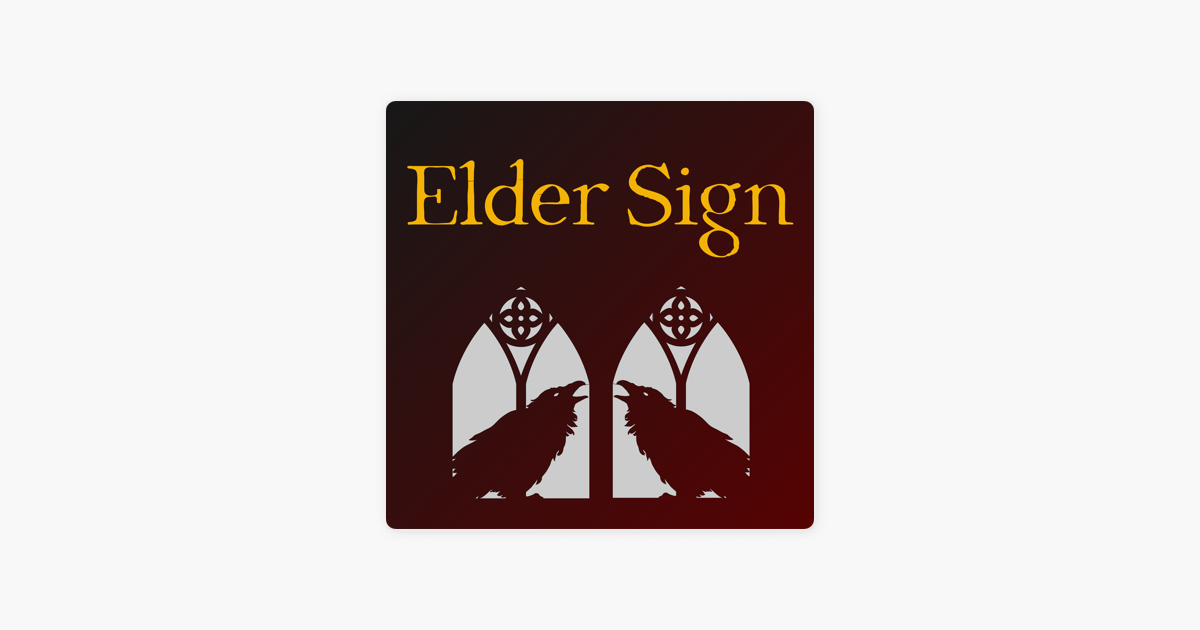 Elder Sign: A Weird Fiction Podcast: Ep  14: The Haunted