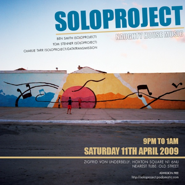 SoloProject Podcast