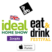 Ideal Home Show  & Eat & Drink Festival Spring 2019 podcast