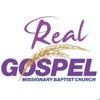 Real Gospel Missionary Baptist Church artwork