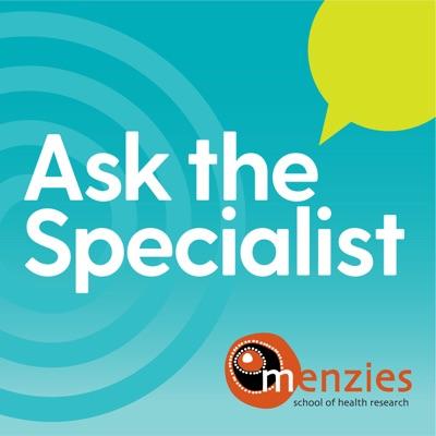 Ask the Specialist: Larrakia, Tiwi & Yolngu stories to inspire better healthcare:Vicki Kerrigan