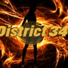 District 34 Podcast with Tina-Desiree Berg artwork
