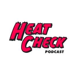 Image result for podcast heatcheck