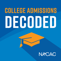 College Admissions Decoded podcast