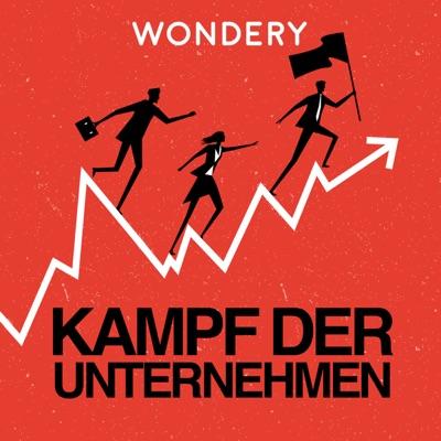 Kampf der Unternehmen:Wondery