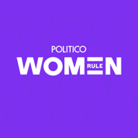 Podcast cover art for Women Rule
