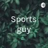 Sports guy artwork