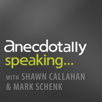 Anecdotally Speaking podcast