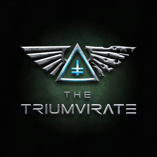 Cover image of The Triumvirate: A Warhammer 40k Podcast