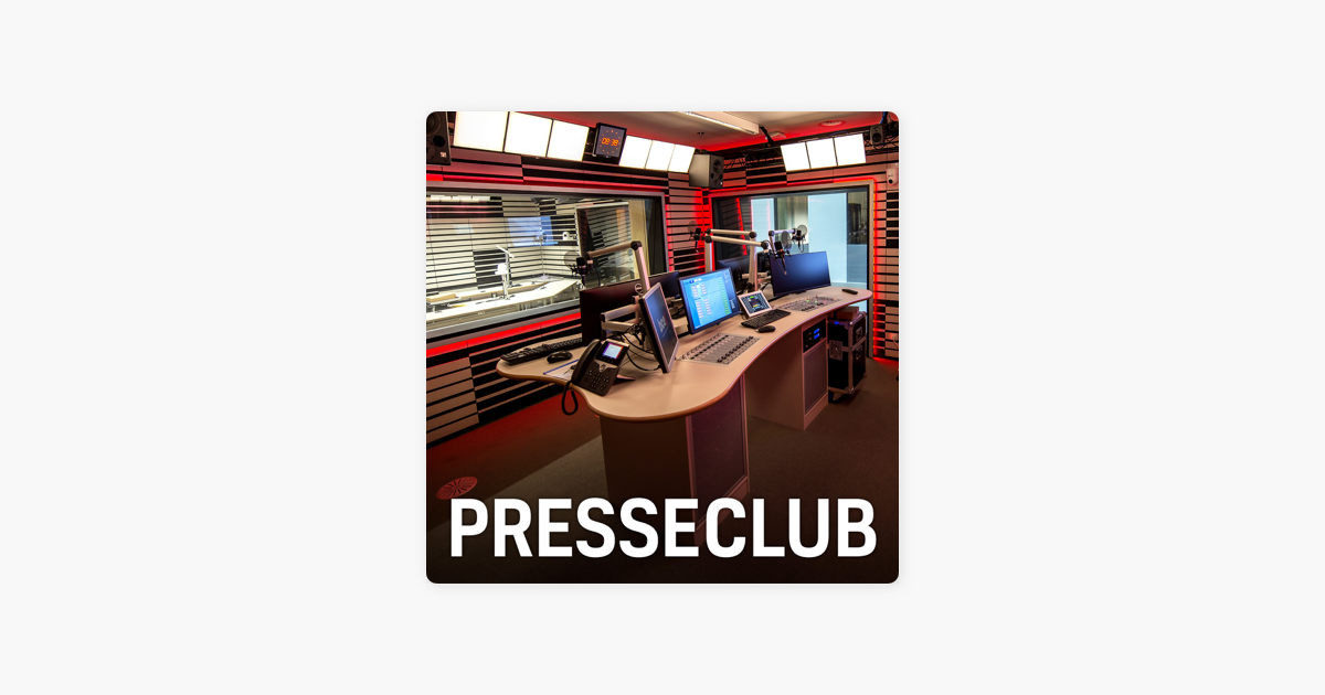 Presseclub Podcast