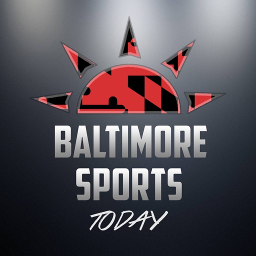 Cover image of Baltimore Sports Today