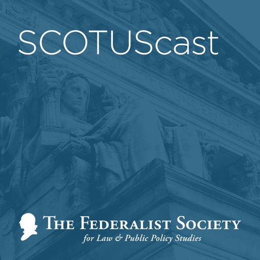 Cover image of SCOTUScast