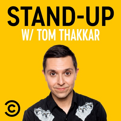 Stand-Up w/ Tom Thakkar:Comedy Central