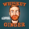 Whiskey Ginger w/ Andrew Santino artwork