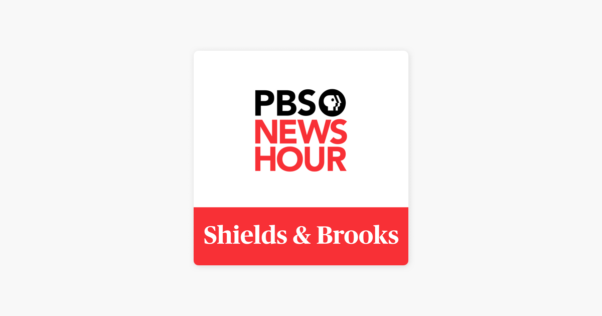 Mark Shields and David Brooks analyze the political news of the week